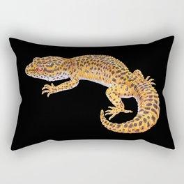 Leopard Gecko Rectangular Pillow