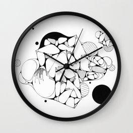 FREEHAND 001 Wall Clock