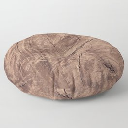Baesic Wood Grain Texture Floor Pillow