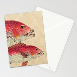 Fish Classic Designs 7 Stationery Cards