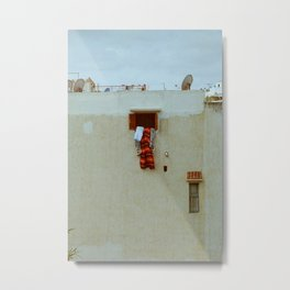Kasbah Window Metal Print