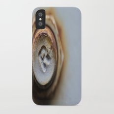 R Bolted iPhone X Slim Case