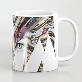 Origami Guy Coffee Mug