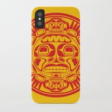 The sun iPhone X Slim Case
