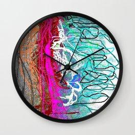 Vivid Imagination  Wall Clock