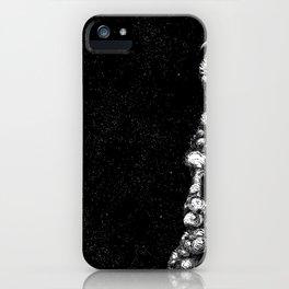 Cohete iPhone Case