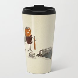 Assault and Battery Love Story. Travel Mug