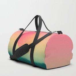 Landscape & gradients Duffle Bag