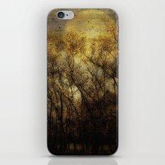Hush Now iPhone & iPod Skin