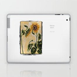 Shall we dance? Laptop & iPad Skin