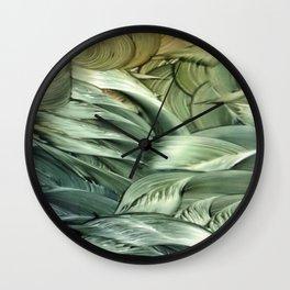 Goddess at Dawn Wall Clock