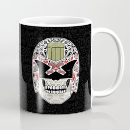 Day of the Dredd - Black Variant Coffee Mug