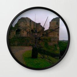 Knaresborough Castle North Yorkshire Wall Clock