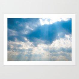 Look to the Sky Art Print