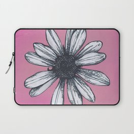 Symptom of Disorder in Pink Laptop Sleeve