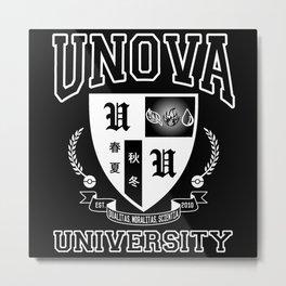 Unova University Metal Print
