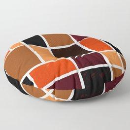 Mondrian No. 87 Floor Pillow