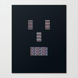 Mister Roboto Canvas Print