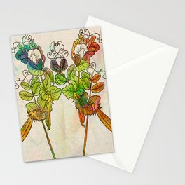 Grow Like Peas Stationery Cards