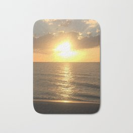 Captiva Sunset Bath Mat