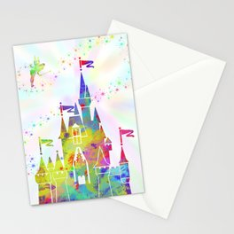 Castle of Magic Kingdom Stationery Cards