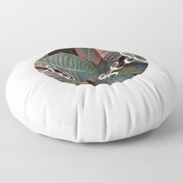 Blessed - Botanical  |  The Dot Collection Floor Pillow