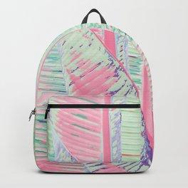 Flamingo and banana Backpack