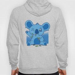 Blue Baby Koala Hoody