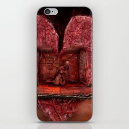 Deepheart iPhone Skin