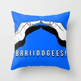 Bridges! Throw Pillow