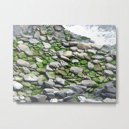 sea stones Metal Print