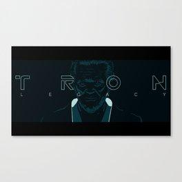 Flynn / Tron Canvas Print
