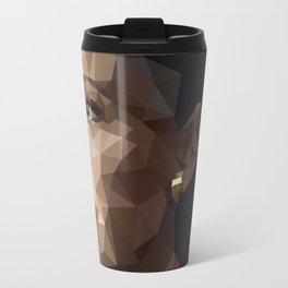 Low-Poly General Leia Travel Mug
