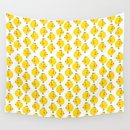 chick chick Wall Tapestry