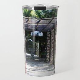 One Long Embrace- horizontal Travel Mug