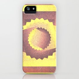 Twisted in the sky iPhone Case