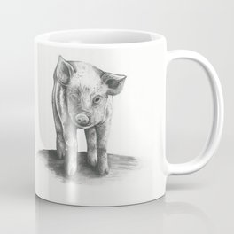 Lost Piggy Coffee Mug