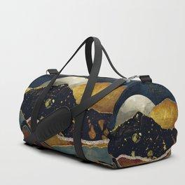 Bronze Night Duffle Bag