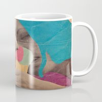 ice cream Mugs featuring ice cream by Marco Puccini