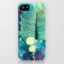 Microcosmos Macro 1 iPhone Case