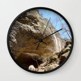 Buffalo River - Lost Valley Series, No. 13 Wall Clock