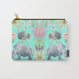 Best Friends Make All Things Possible - Bagaceous Carry-All Pouch
