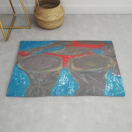 Dat Ass (Tribute To The Black Woman's Strut) Rug
