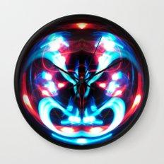 Sphere I (Staring) Wall Clock