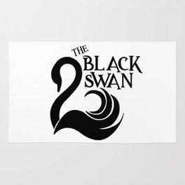 The Black Swan Rug