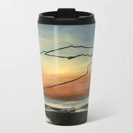Huron Fjord Metal Travel Mug