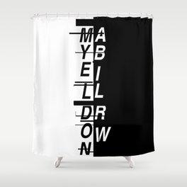 Grimes II Shower Curtain
