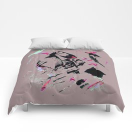 faze pink Comforters
