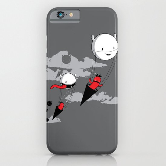 Acute Invasion iPhone & iPod Case