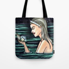 Pearl (June) Tote Bag